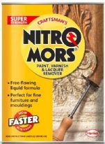 Nitromors Craftsman's Paint, Varnish & Lacquer Remover - 2L